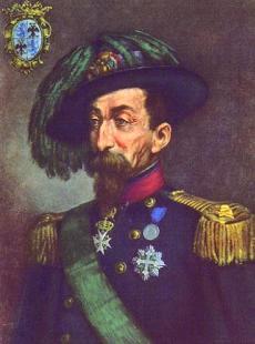 Gen. Alessandro La Marmora