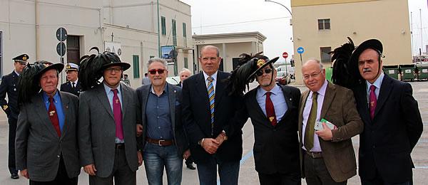 6 aprile 2016 – Inaugurato il monumento per le vittime civili della seconda guerra mondiale.