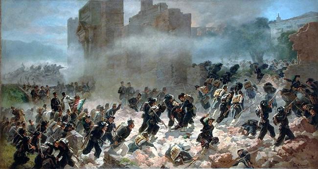 2° Raduno dei Bersaglieri della Provincia di Catania.