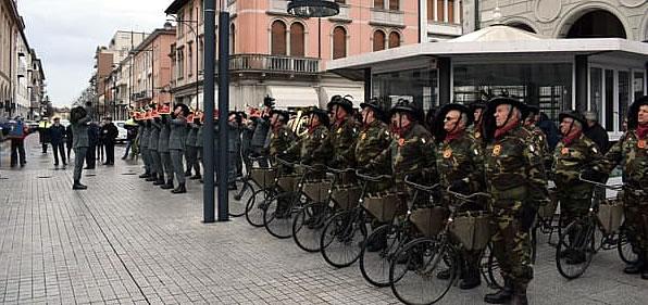 """Piave 2018″, al 66° raduno Bersaglieri San Donà sfilerà la pattuglia ciclistica"