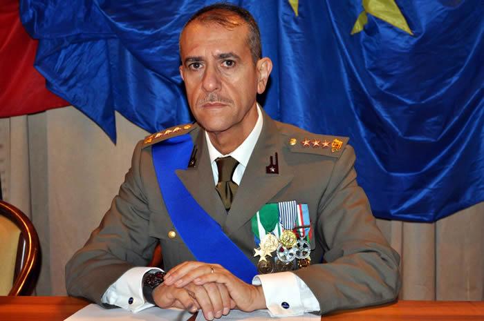 """Il marsalese Colonnello Vullo assume il Comando della Caserma """"Garibaldi"""""""