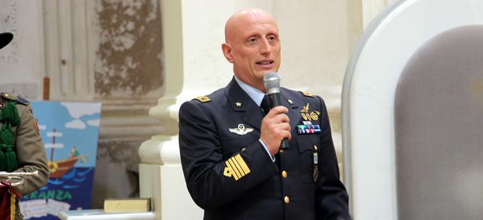 Colonnello Salvatore Ferrara