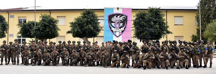 Addestramento congiunto tra Esercito italiano e US Marines Corps.