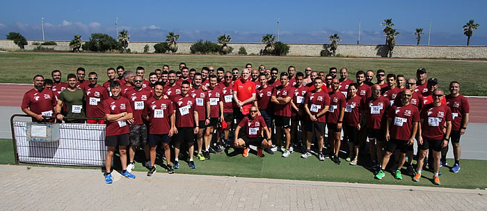 Il 6° Reggimento Bersaglieri di Trapani organizza il Brevetto Sportivo Tedesco
