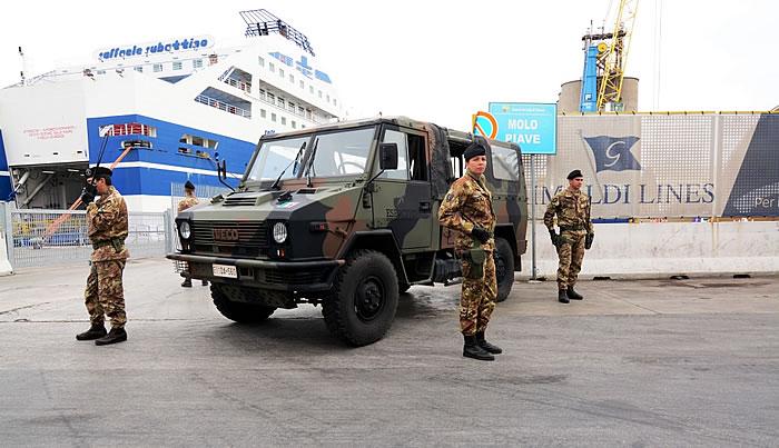 3. operazione strade sicure palermo (porto)