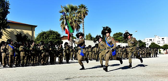 6^ reggimento Bandiera di Guerra