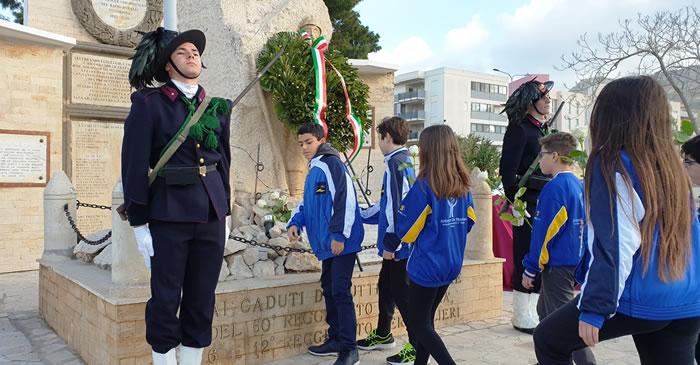 Giotnata Cremisi Onore ai Caduti 700