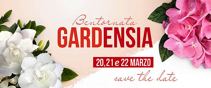 20, 21 e 22 marzo 2020 – Bentornata Gardenia x l'AISM